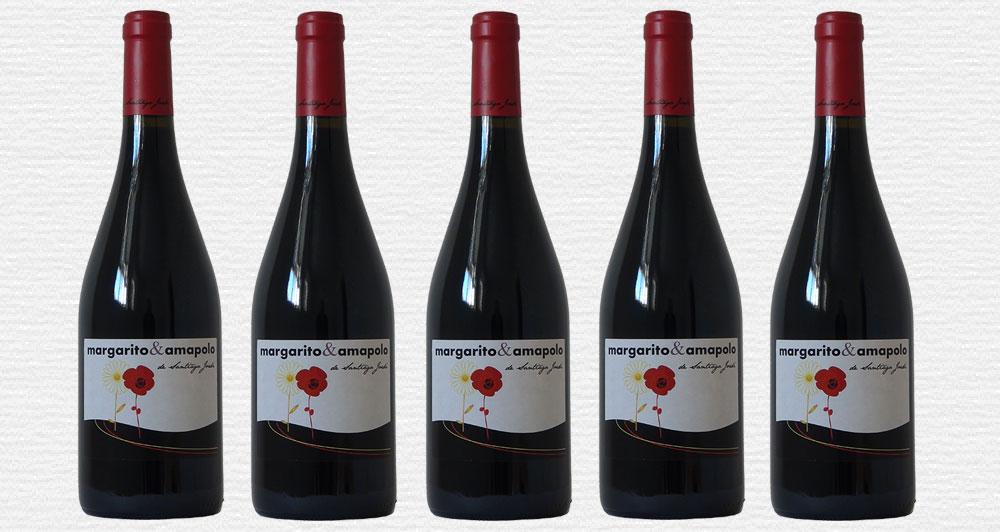 FLOR DE UN DÍA - Vinos de Santi Jordi