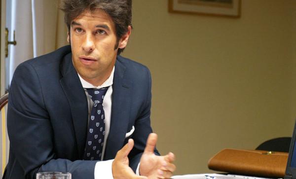 Presidente de los Enólogos: Santiago Jordi