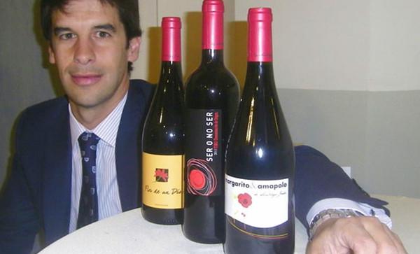 Santiago Jordi: Presentación Vinos