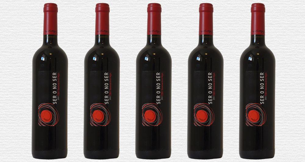 SER O NO SER - Vinos de Santi Jordi